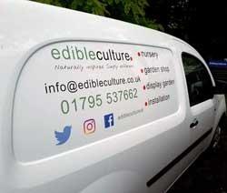 Edible Culture Van