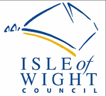 Isle of Wight Council logo